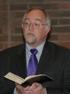 Rev. M. Christopher Boyer