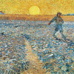 The Sower -Vincent Van Gogh